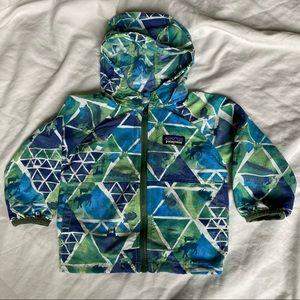 Patagonia baby light jacket